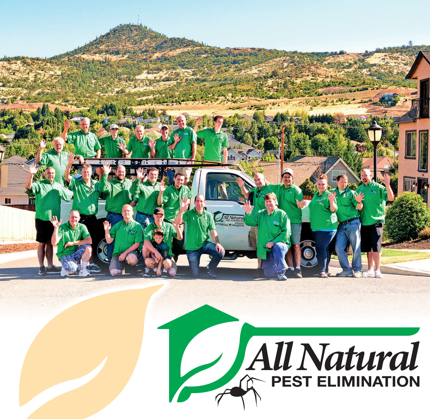 Meet The Pest Elimination Team
