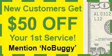 Save $50 Off Your 1st Service
